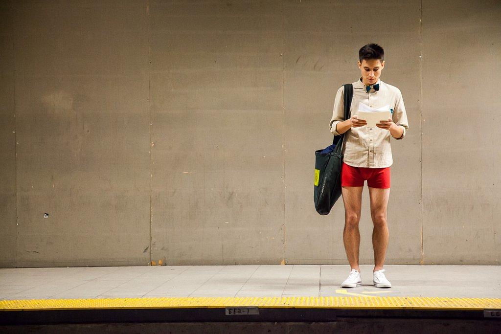 International No Pants Subway Ride takes Montreal